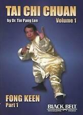 1: TAI CHI CHUAN DVD: Fong Keen: v. 1 - New Book DR TIN PANG LEE