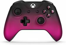 Xbox One Wireless Controller Dawn Shadow Special Edition Pink Black Bluetooth Ne