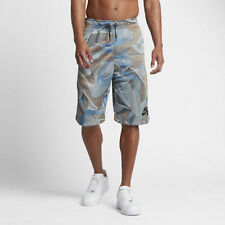 Nike Sportswear Basketball Shorts- Multi-Color- Men's Size Medium  834137-042