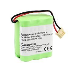 New Replacement Internal Battery for iRobot Braava Mint Dirt Devil EVO Vacuum