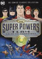 SUPER POWERS TEAM: GALACTIC GUARDIANS NEW DVD