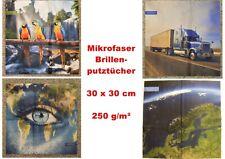 Paño Limpieza Gafas Microfibra 30 X 30CM Con Foto, Motivo, Imagen
