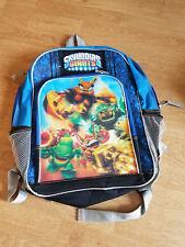 """Skylanders Giants School Hologram Style Backpack 16"""""""
