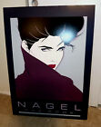 Patrick Nagel - The Book - Mirage Editions Poster Art Print PLAYBOY