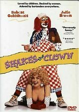 Shakes the Clown (DVD, 2000, Subtitled in Spanish) NEW AND SEALED