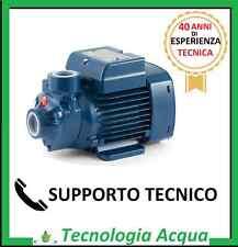 ELETTROPOMPA POMPA PEDROLLO PKm 60 GIRANTE MONOFASE PK V220 HP 0.50 AUTOCLAVE