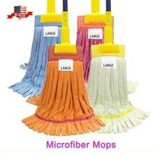 U-Clean LARGE Microfiber Mop w/ 60