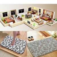 Soft Floor Bath Bathroom Bedroom Rug Carpet Mat Home Kitchen Shower