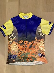 Terry Cycling Jersey - Women's L large