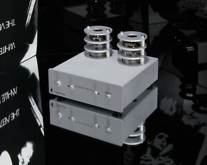 Pro-Ject TUBEBOXS2B Phono Valve Preamplifier - Silver