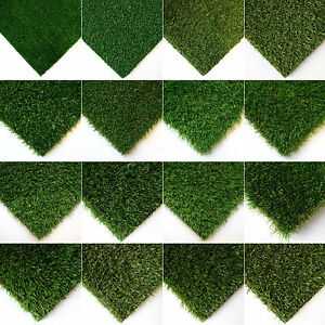 Quality Artificial Grass Ranges Astro Turf Garden Lawn   Free Shipping   Samples