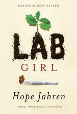 The Lab Girl Book by Hope Jahren (2016, Hardcover) Hardback