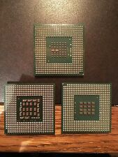 DELL COMPUTER 2.53 GHZ CPU PROCESSOR CHIP ( Lot of 3 )