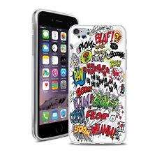 Coque Housse Iphone 6 Plus ( 5.5 Pouces ) Motif Comics