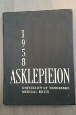 1958 The Asklepieion - University of Tennessee  Medical Units Annual Yearbook