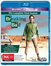 Breaking Bad - Season 1 (Blu-ray, 2 Disc Set) NEW & SEALED Series