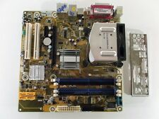 Pegatron IPMEL-PRC Motherboard With Intel Core 2 Duo E7500 2.93 GHz Cpu
