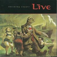 LIVE throwing copper (CD, album) alternative rock, very good condition, 1994,