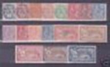 FRANCE STAMP ANNEE COMPLETE 1900 NEUVE xx TTB, 17 TIMBRES VALEUR: 4843€