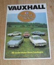 1800 1976 Car Sales Brochures