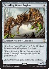 Scuttling Doom Engine (219/307) - Commander 2018 - Rare