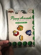 Legend of Zelda Overworld 1 Pin Set Pinny Arcade