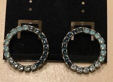 Sabika Hostess Circle Stud Earrings