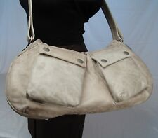 Authentic Belstaff Aquamarine Ariel Leather Purse Shoulder Bag NWT