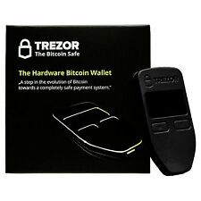 Trezor Hardware wallet vault safe for digital virtual currency Bitcoin Litecoin