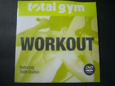 Total Gym Workout DVD features Todd Durkin