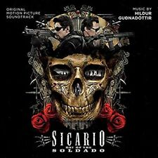 SICARIO: DAY OF THE SOLDADO (OST) - OST/GU?NADOTTIR,HILDUR   CD NEW!