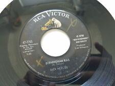 "DICK NEELEE - Birmingham Rag / Blue On Blue 1960 RCA VICTOR 7"" Jazz Pop"