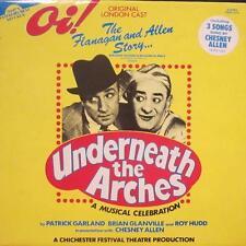 Original London Cast(Vinyl LP)Underneath The Arches-TER-TERX 1015-UK-19-Ex/NM