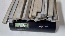 Lot Of 5050 Tin Lead Bar Solder 50 50 Sticks 16lb 12oz Auto Body Bullet Casting