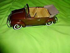 Solido  1/18 VW  Cocinelle  convertibel top down loose no  box great condition