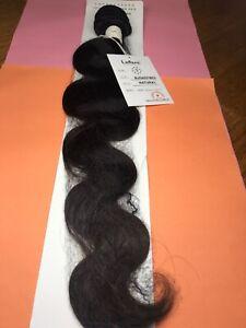 "Laflare Malaysian Virgin 100%_Human Hair_Bundle_Body_Wave_24""_#NATURAL"