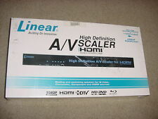 SCALER-2-1080P Linear High Definition A/V Scaler for HDMI