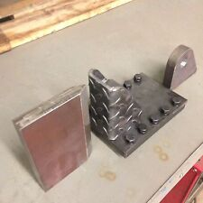 Log Splitter Slide Wedge Push Plate hydraulic cylinder Mount