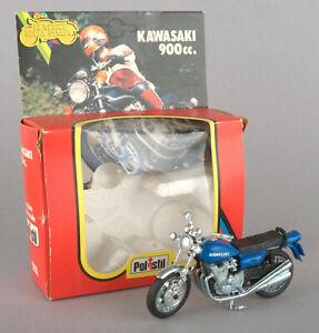 Vintage Polistil (Italy) 1:24 Kawasaki 900 Motorcycle GT.657 *MIB*