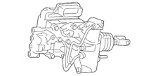 Genuine Toyota Master Cylinder Assembly 47050-47140