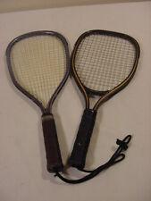 2 Racquetball Racquets - Amf Voit Graphite Nova Iii & Ektelon Citori