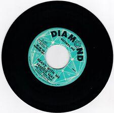 NORTHERN SOUL 45RPM - FREDDIE MAY ON DIAMOND - RARE PROMO! - SOUND CLIP