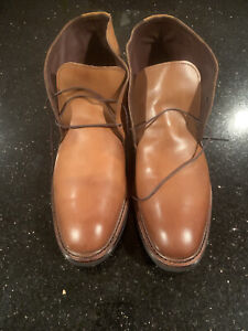 allen edmonds 10.5D boots