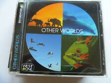 OTHER WORLDS WEST ONE   RARE LIBRARY SOUNDS MUSIC CD