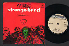 """7"""" FAMILY STRANGE BAND THE WEAVERS ANSWER / HUNG UP DOWN UK 1970 REPRISE PROG"""