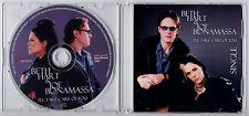 BETH HART & JOE BONAMASSA I'll Take Care of You UK 2-trk promo test CD