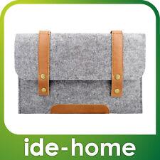 "Fabrix Cases Grey Satchel / Carry Bag for Macbook Air 11"", all iPad , iPad Air"