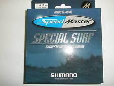 Shimano Speedmaster Surf Mer Ligne 6.6 Lb (environ 2.99 kg) 0.18 mm 1000 m