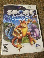 Spore Hero - Nintendo  Wii Game