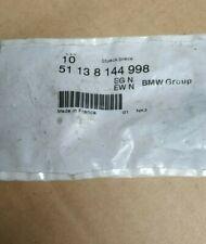 BMW E36 side molding clamps (10) Genuine 51138144998 @NEW@ 316i M3